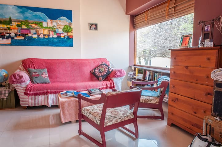 Quaint Vacation House, Sea View - Pos Chiquito