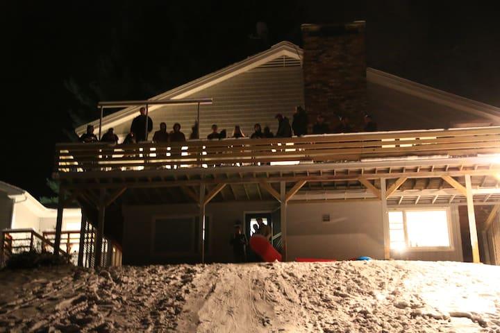 Ski House near Cannon - Franconia - Casa