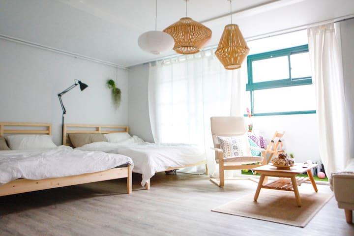 *OPEN SALE*Planterior House3: 3mins HongikUniv.stn - Mapo-gu - Rumah