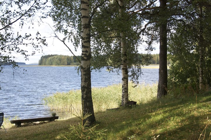 Cottages for 4 persons - Savonlinna - Stuga