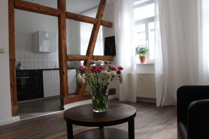 """Ferienwohnung Erfurt """"Alte Wache"""" - Erfurt - Apartemen"""