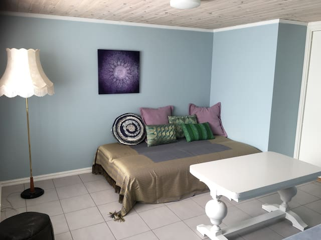 Cozy apartment with great view - Gjøvik - Ev