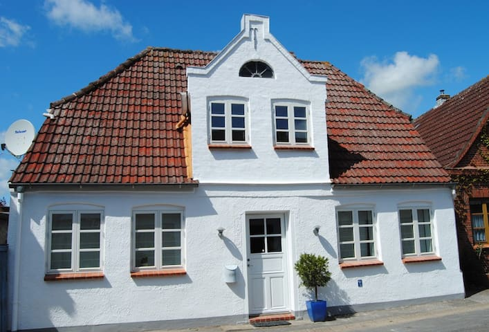 Nordsee-Ferienhaus Smutjeshuus - Tönning - Дом