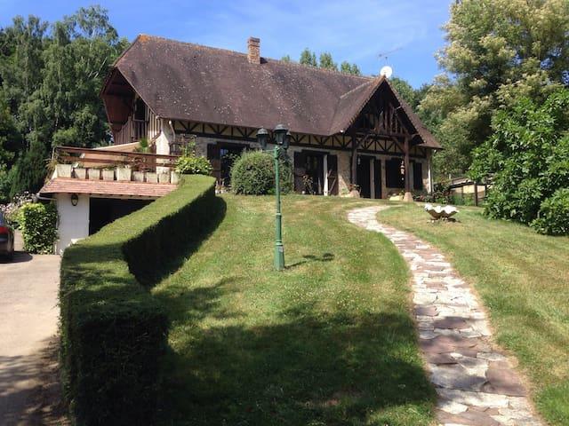 Maison de campagne au calme - Saint-Pierre-de-Bailleul - Rumah