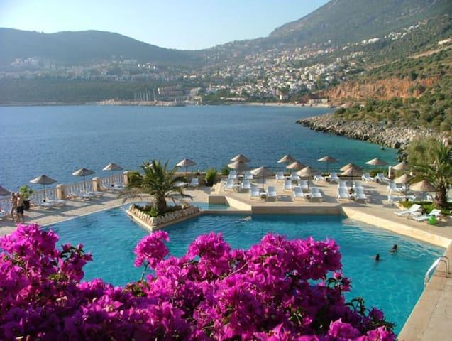 Picturesque villa on Club Patara - Kalkan Belediyesi - Villa
