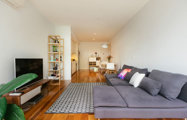 1 b/r apartment-walk to Monash Uni - Notting Hill - Apartamento