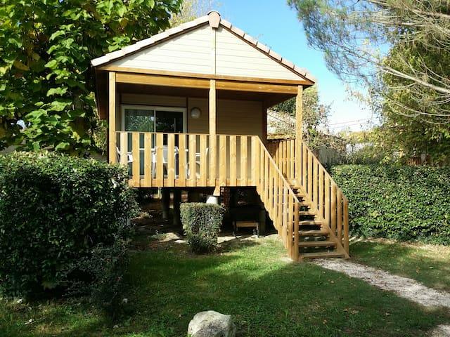 Chalet Casane - 4 pers - 24m² - Plaisance - Bungalow