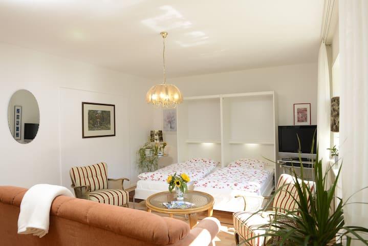 Liebevolle 3* Wohnung nahe vieler Ausflugsorte - Eschwege - Leilighet
