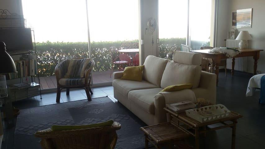 studio 55 m2 tt confort face mer - Saint-Brevin-les-Pins - Apartment