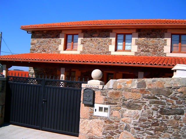 Casa rural moderna y funcional - Oza dos Ríos - Huis