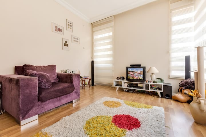 Central, Entertained, Sweet Flat - Çankaya