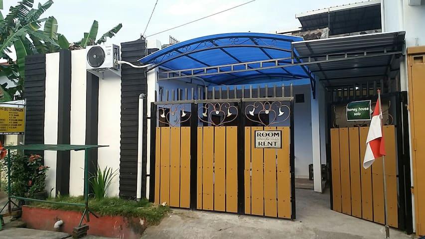 homey house solo - surakarta