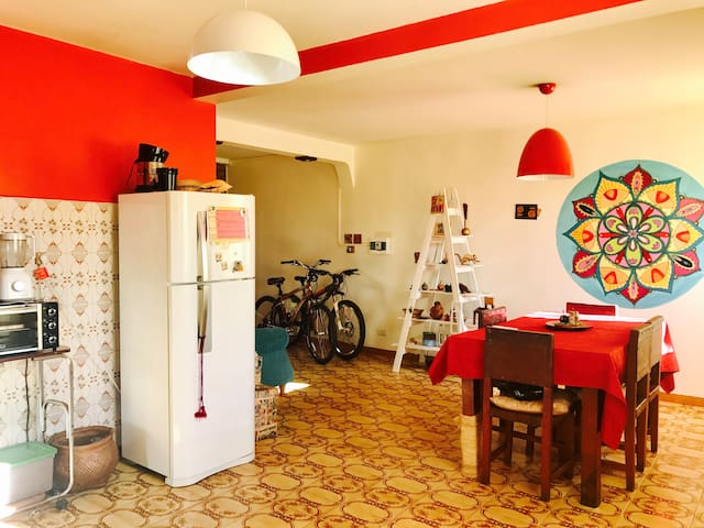 Flat right next to the bus station - Puerto Iguazú - Daire