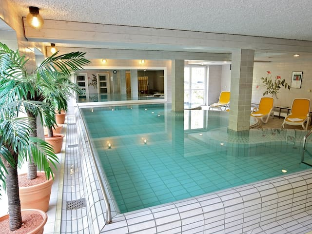 2-room apartment 44 m² Aktiv  Vital Hotel Residenz in Bad Griesbach - Bad Griesbach - Daire