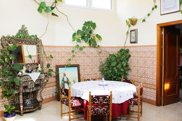 Double room in arabic environment - Benajarafe - Villa