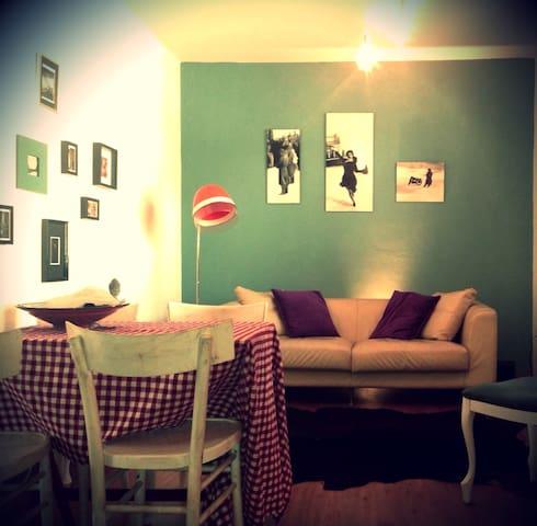 Retro' House Bikes and Breakfast - Sarzana - Appartement