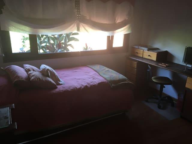 Acogedora habitación con vistas a la cordillera - Santiago - Bed & Breakfast