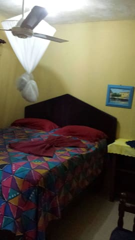 B&B KEISYALBA. 3 ROOMS,BEACHFRONT. - Punta Rucia - Bed & Breakfast