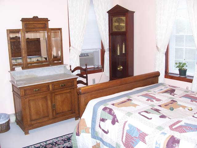 Hampden Room at the Old Winterport Comm.  House - Winterport