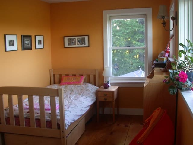 The Morning Room of Vermont - Jamaica - Dům
