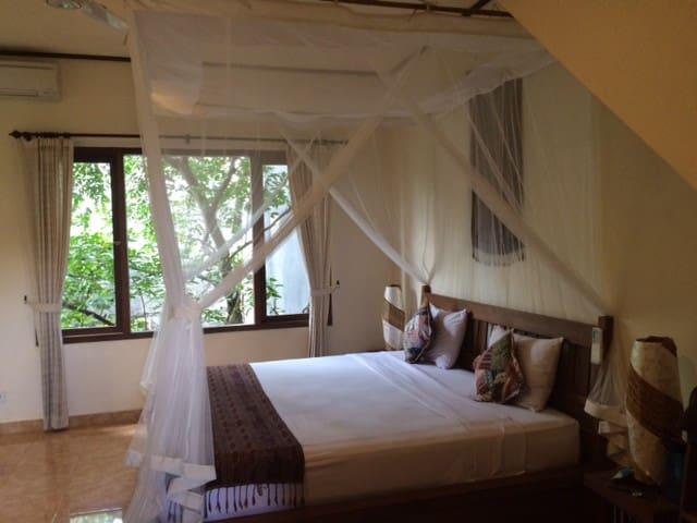 Jawi House & Painter - Garden Room - Ubud