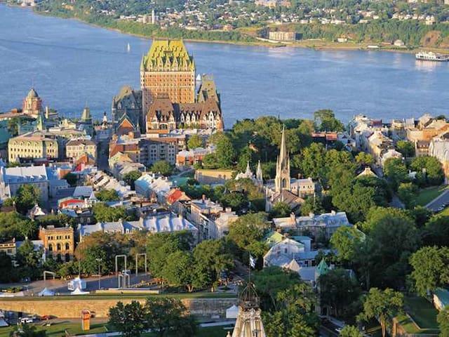 Amazing Suite in the Heart of the Vieux-Quebec - Ville de Québec - Lejlighed