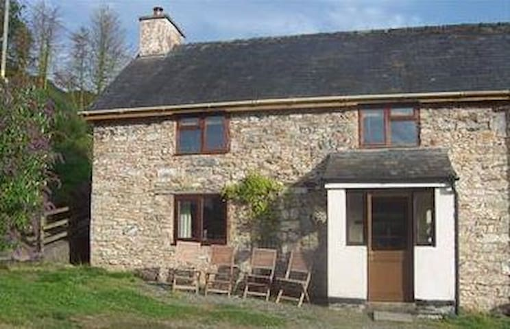 Little Wern Holiday Cottage & Fossil Quarry - Hundred House - Ev