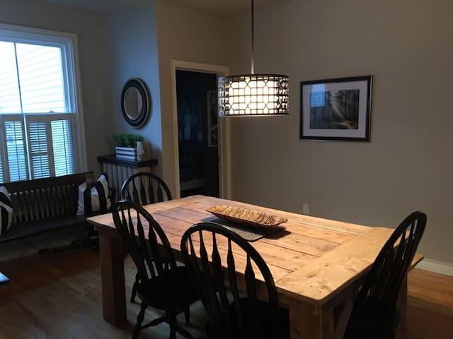 Historic 2br w/private sunporch - Charlottetown