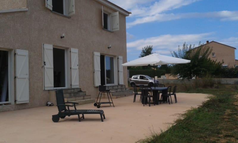 villa à 300m de la mer - Poggio-Mezzana - Villa