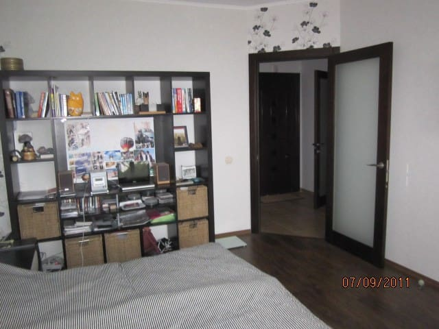 new flat in a green district, kiev - Kotsyubyns'ke - Apartemen