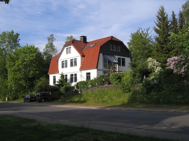 Stadthaus im Grünen - Goslar - Hus