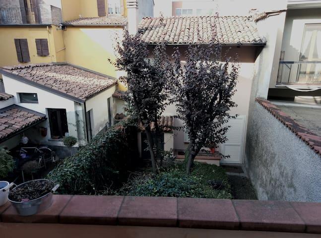 Appartamento con ottima vista nel centro - Piacenza - Appartement