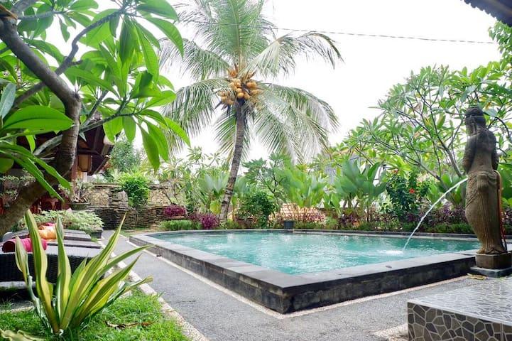 Budi House In Central Ubud #3 - Gianyar - Bungalow