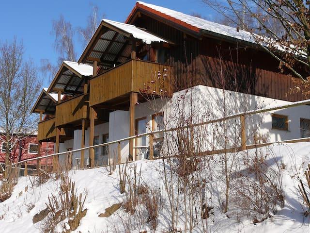 Erholung pur in Appartement in reizvoller Umgebung - Grafenwiesen - Departamento