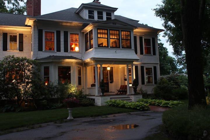 Beautiful Retreat for One in Western Mass - Holyoke - Ev