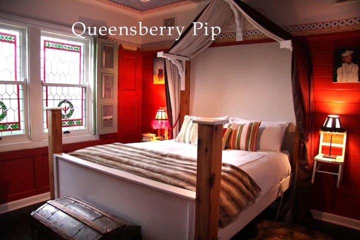 Queensberry Pip self contained cottage - Daylesford - Huis