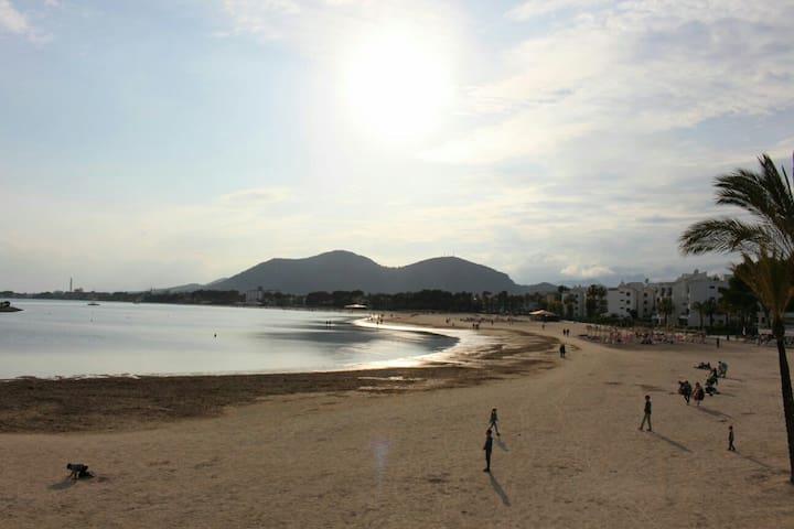 APARTAMENT 50 M. FROM THE BEACH! - Port d'Alcúdia