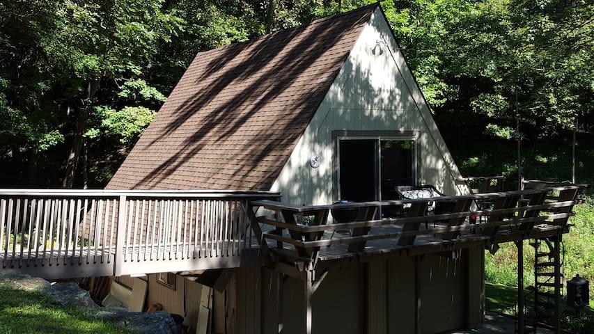 A-Frame Loft in the Quiet Woods - McGregor - Loft