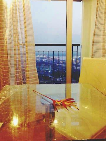 City View 800m to BTS Ekamai - Bangkok - Leilighet
