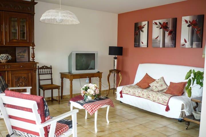 Apartement lumineux centre Flers - Flers - Lägenhet