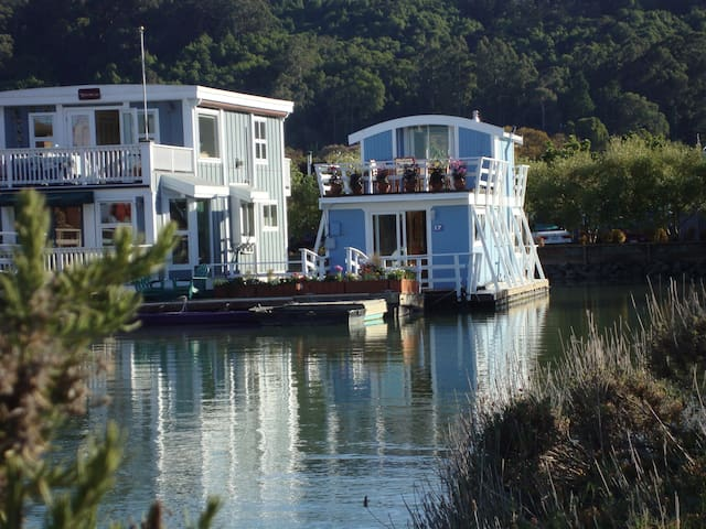 Floating Guest Cottage (houseboat) - Sausalito