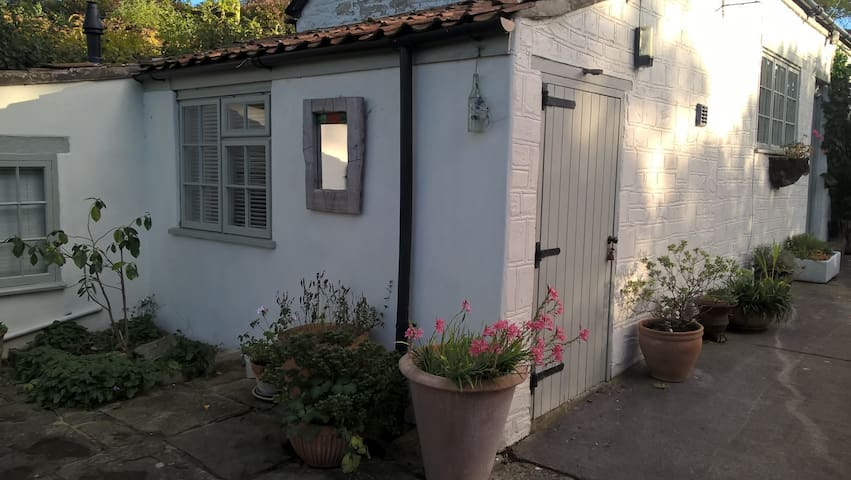 Stylish Accommodation in Converted Barn - Compton Dundon - 民宿