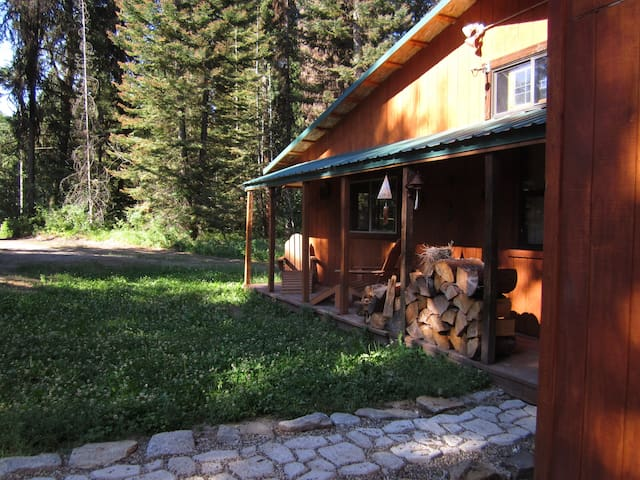 Cabin in the Forest..Jodi's place - McCall