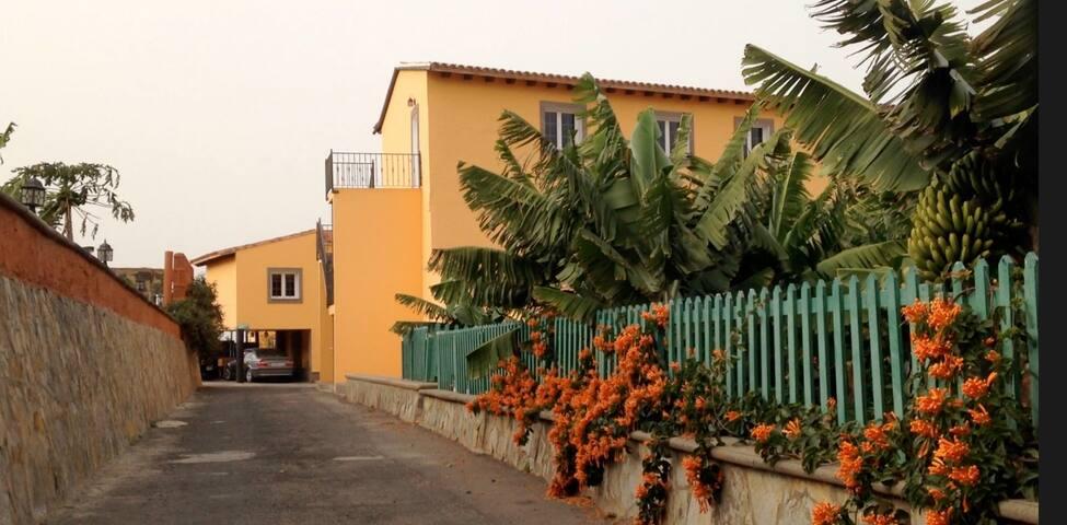 Manor House Los Parrales (Room 2) - Arucas - Villa