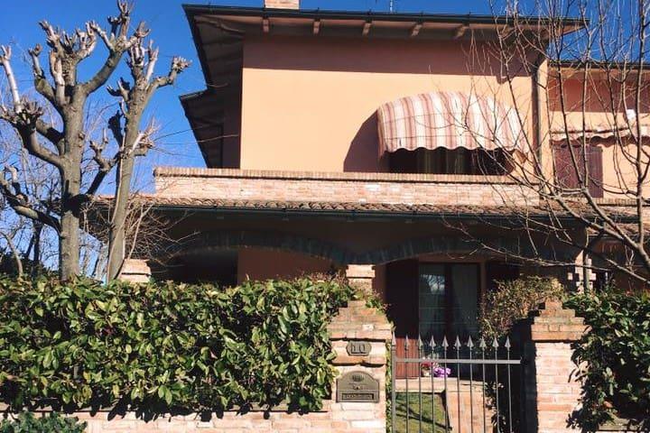Camera in splendida villetta a schiera collinare - Cadiroggio