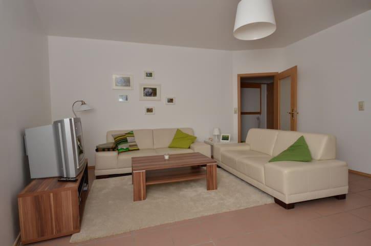neuwertige Ferienwohnung auf Weingut in Grolsheim - Grolsheim - Lägenhet