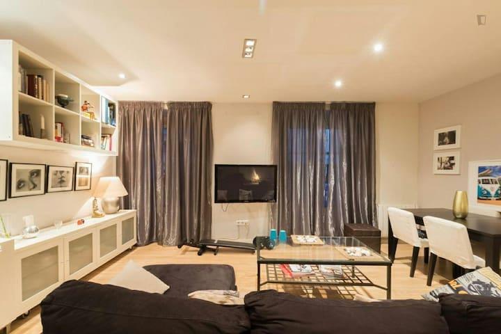 Compartir un dormitorio en Madrid - Arroyomolinos - Huis