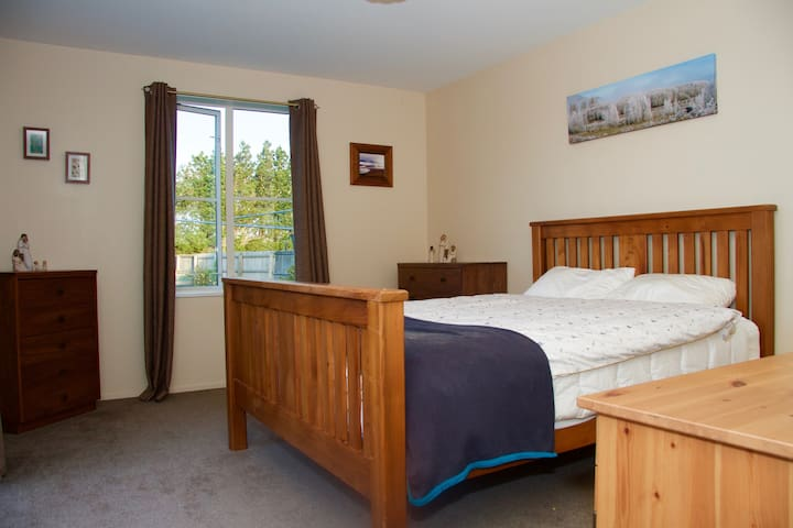 Warm, sunny private room in Amberley - Amberley
