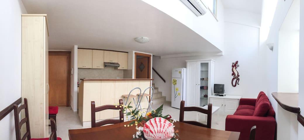 3Delightful Apartment in Sperlonga - Sperlonga - Apartamento