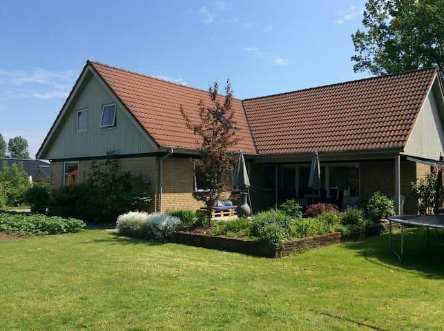 Large familyhouse near Odense city - Odense - Maison